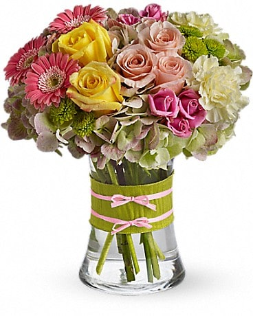 John Wolf's Fashionista Blooms Bouquet