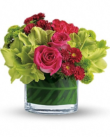 Teleflora's Beauty Secret