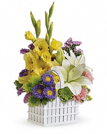 A Garden's Gifts Bouquet by Teleflora