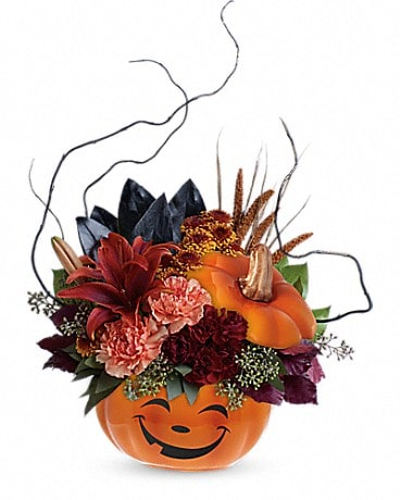 Halloween Magic Bouquet Flower Arrangement