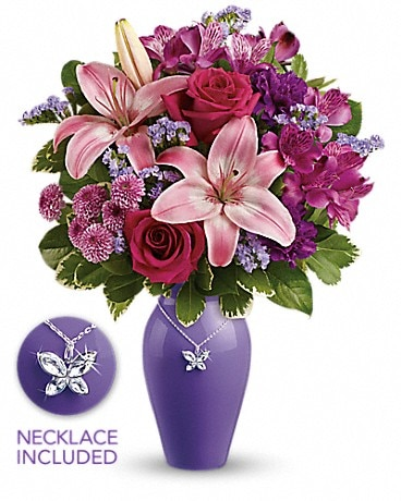Teleflora's Beautiful Butterfly Bouquet Bouquet