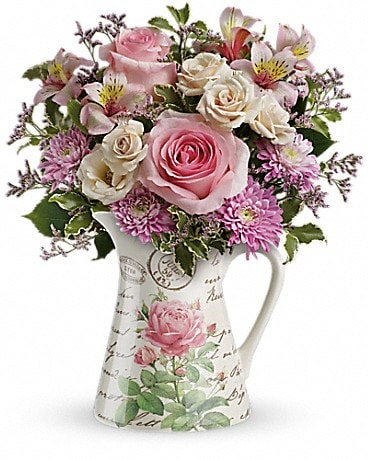 Teleflora's Fill My Heart Bouquet Bouquet