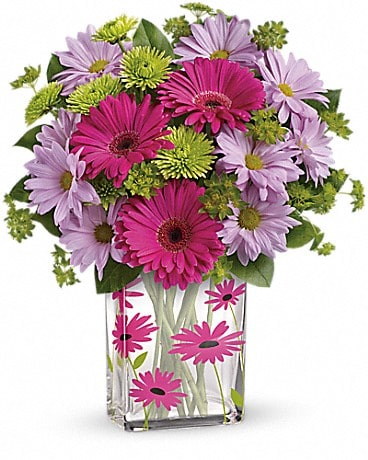 Teleflora's Thanks A Daisy Bouquet Bouquet