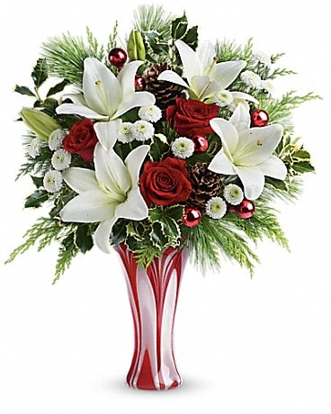 Teleflora's Holiday Artistry Bouquet Bouquet