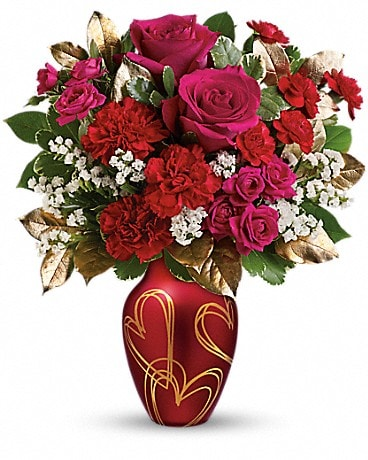 Teleflora's You're In My Heart Bouquet Bouquet