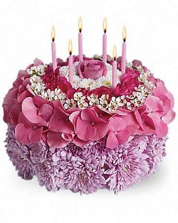 Your Special Day T16-3A Flower Arrangement