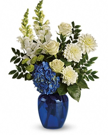 Ocean Devotion T163-1A Bouquet