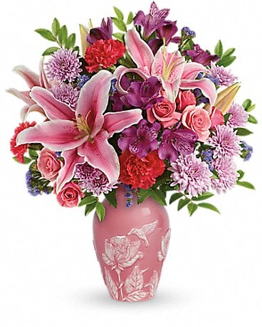Teleflora's Treasured Times Bouquet Bouquet