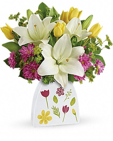 Teleflora's You Shine Bouquet Bouquet