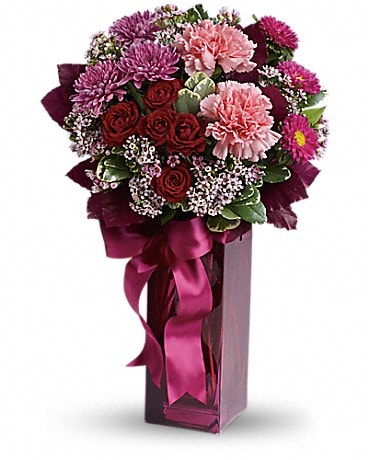 Teleflora's Fall in Love Bouquet