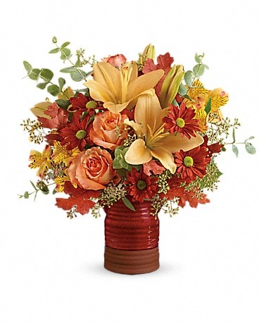 Harvest Crock Bouquet Bouquet