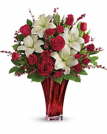 Love's Passion Bouquet by Teleflora Bouquet