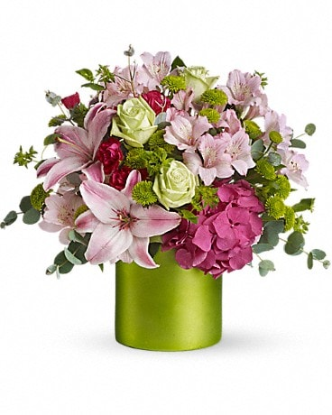 Fancy Flowers by Teleflora Flower Arrangement