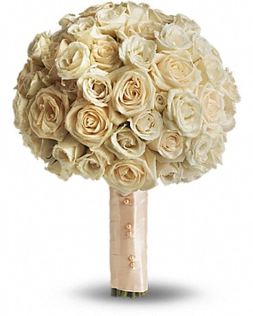 Blush Rose Bouquet Bouquet