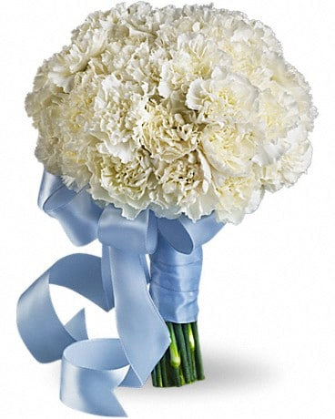 Sweet White Bouquet Bouquet