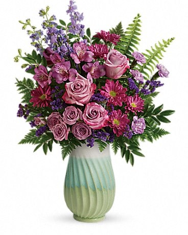 Waldorf florist flower delivery by flowers on base telefloras exquisite artistry bouquet bouquet mightylinksfo