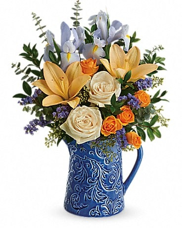 Teleflora's  Spring Beauty Bouquet