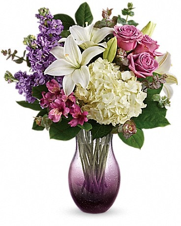 Teleflora's True Treasure Bouquet Bouquet