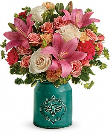 Teleflora's Country Skies Bouquet Bouquet