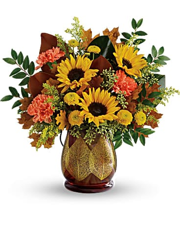 Teleflora's Changing Leaves Bouquet Bouquet
