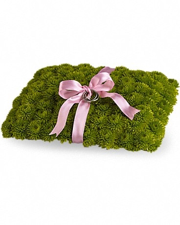 Ringbearer's Pillow Specialty Arrangement