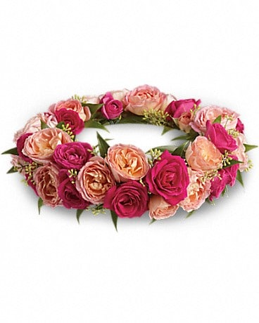 Queen's Garden Crown $99.95 Specialty Arrangement