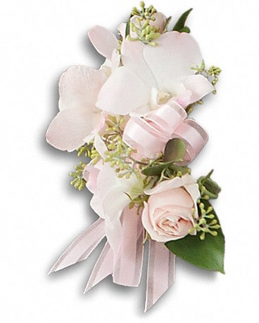 Beautiful Blush Corsage Corsage