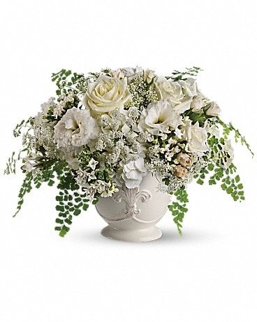 Napa Valley Centerpiece Flower Arrangement