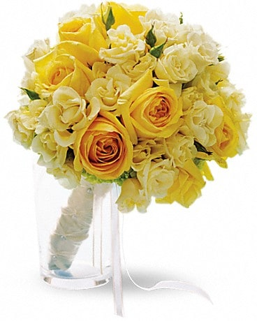 Sweet Sunbeams Bouquet Bouquet