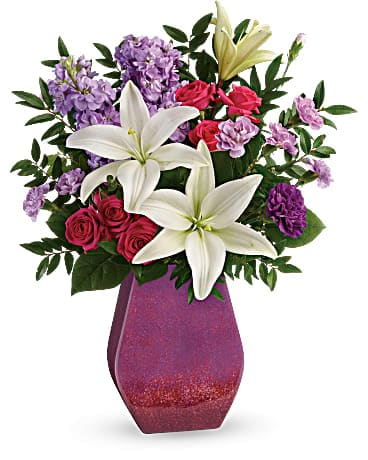 Teleflora's Regal Blossoms Bouquet Bouquet