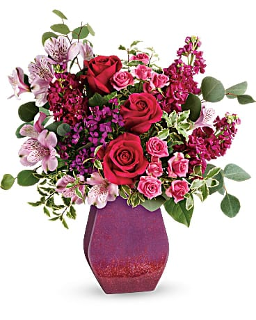 Mother's Day Flowers - Teleflora's Rare Jewels Bouquet