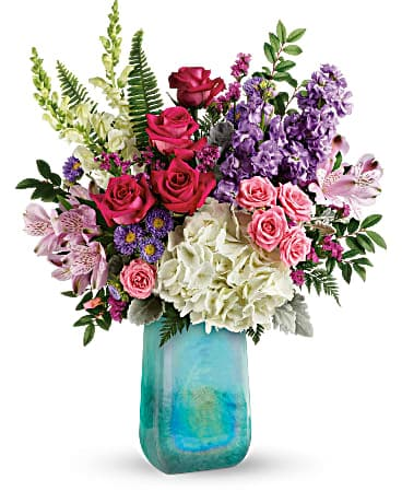 Iridescent Beauty Bouquet