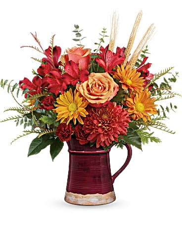 Fields Of Fall Bouquet Bouquet