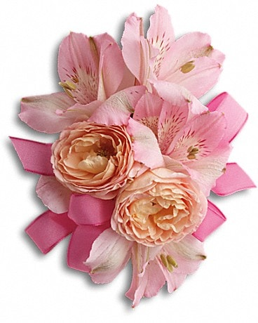 Beloved Blooms Corsage Corsage
