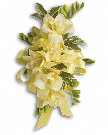 Let Love Shine Corsage Corsage