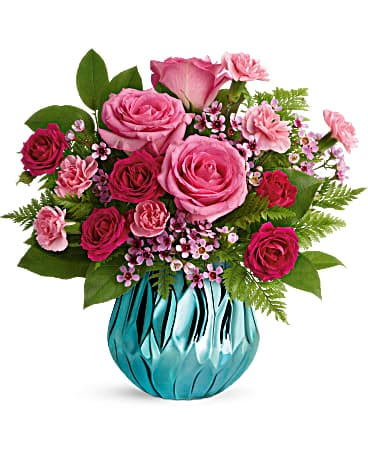 Teleflora's Gem Of My Heart Bouquet Bouquet