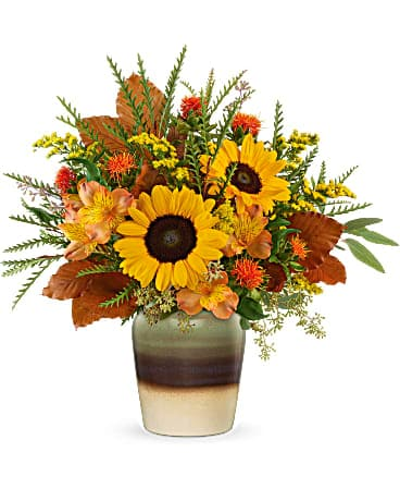 Teleflora's Thankfully Yours Bouquet Bouquet