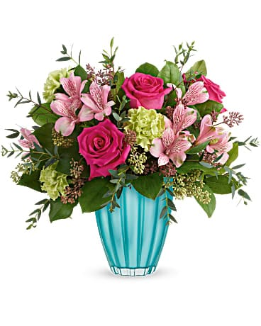 Teleflora's Enchanted Spring Bouquet Bouquet