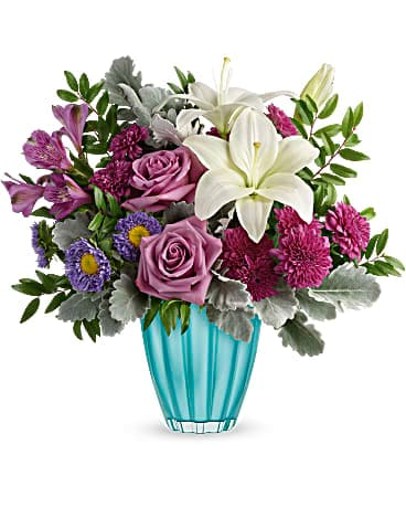 Teleflora's Spring In Your Step Bouquet Bouquet