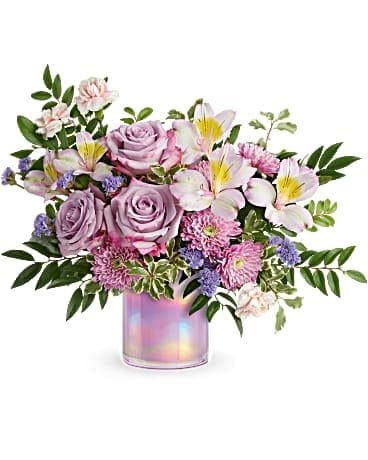 Shimmering Spring Bouquet Bouquet