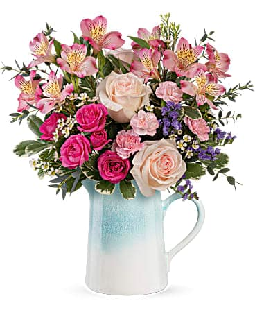 Teleflora's Fabulous Farmhouse Bouquet Flower Arrangement