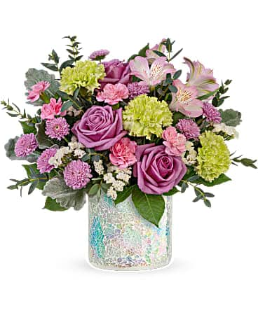 Irresistible Iridescence Bouquet Bouquet