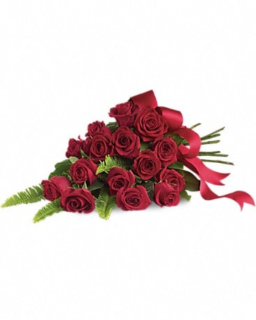 Rose Impression (T230-2A) Specialty Arrangement
