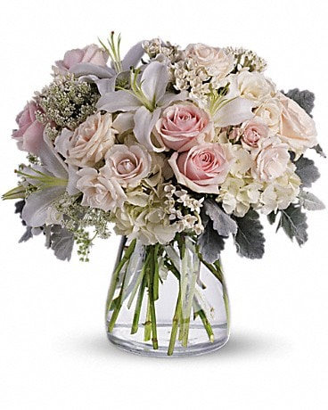 Spring Garden's Beautiful Whisper Bouquet