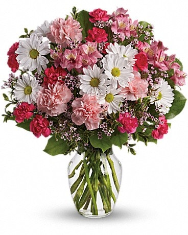 Teleflora's Sweet Tenderness (T259-1A) Bouquet