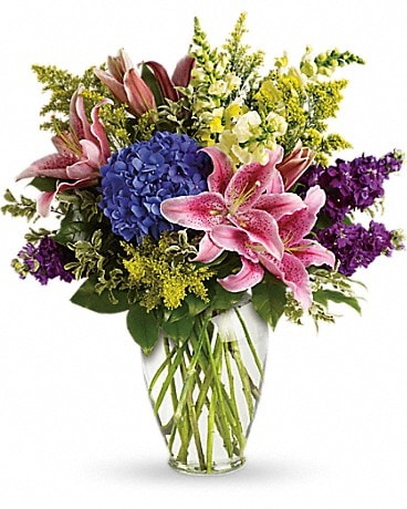 Love Everlasting Bouquet T267-1A Bouquet