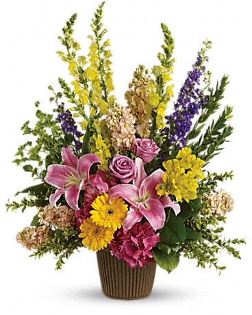 Glorious Grace Bouquet Flower Arrangement