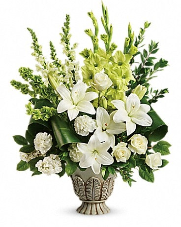 Clouds Of Heaven Bouquet Flower Arrangement