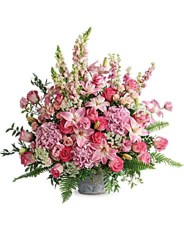 Graceful Glory Bouquet Flower Arrangement