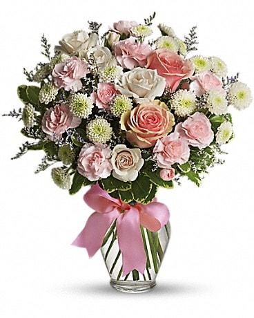 Cotton Candy (T37-1A) Bouquet